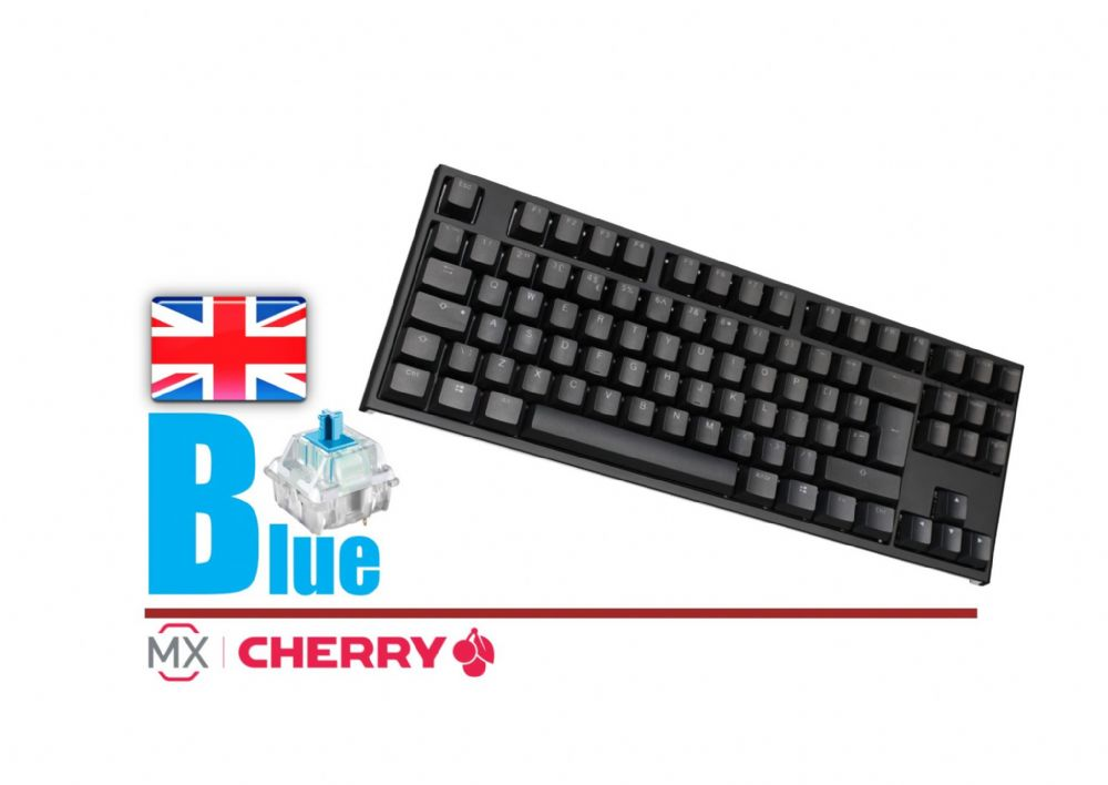Ducky Channel One2  TKL RGB Backlit DKON1787ST-CUKPDAZT1